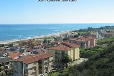 Bella Casa sul mare ionio - Santa Caterina Dello Ionio Marina - Byt