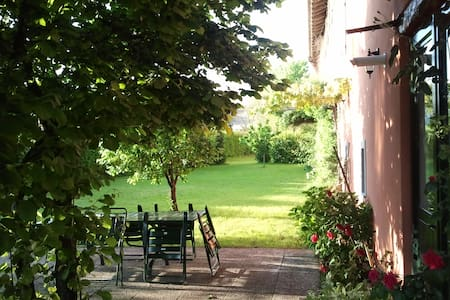 Lovely Apartment with Garden - Pavia di udine