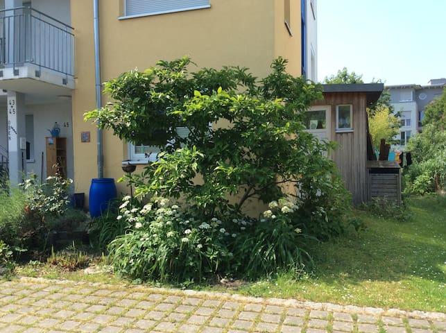 Casa Deva (Freiburg-Rieselfeld) - Freiburg - Huoneisto