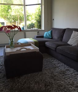 Large family home in center 4-7 per - Alkmaar