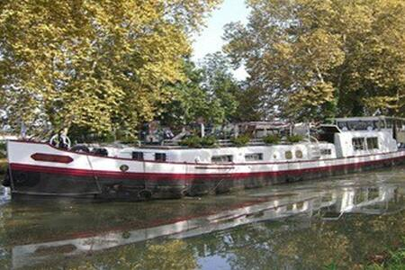 Cruise canals and rivers in Europe with 'easyvie'. - Montauban
