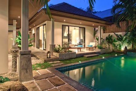 Bophut Stunning Pool Villa - Ko Samui - House