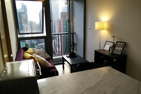 Brand NEW cosy 1BR in Sai Ying Pun