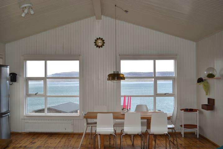House in a fjord near Reykjavik - Kjósarhreppur - Ev