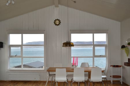 House in a fjord near Reykjavik - Kjósarhreppur - Hus