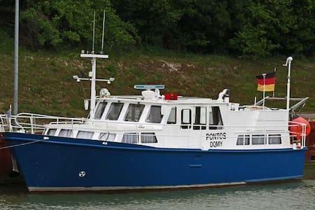 Vorschiff Doppelkoje und Achterschiff Doppelkoje - Münster