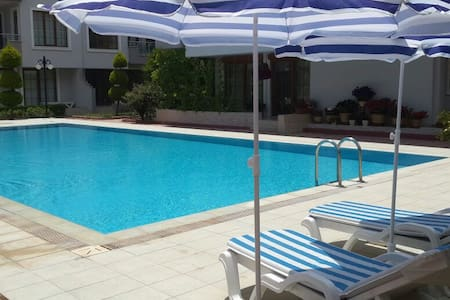 Villa with pool in center of Belek