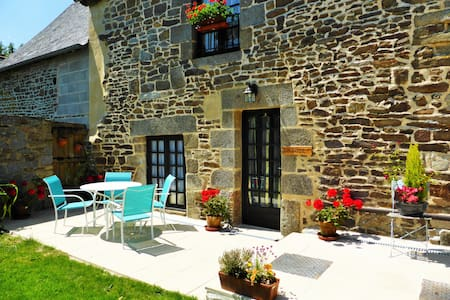 La Lune cottage near Mont St Michel - Tremblay - Hus