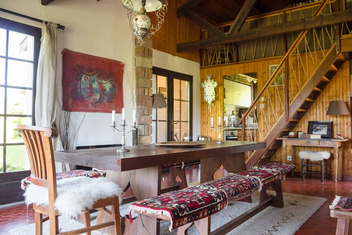 Charming chalet with amazing view near Gerardmer