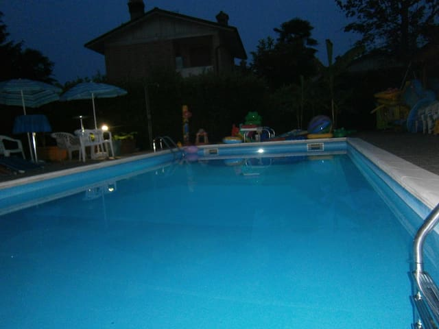 Villa con piscina in brianza - Campofiorenzo - Appartement