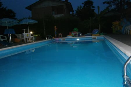 Villa con piscina in brianza - Campofiorenzo - Leilighet