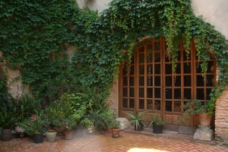 B&B in el palau catalan word palace - Terrateig - House