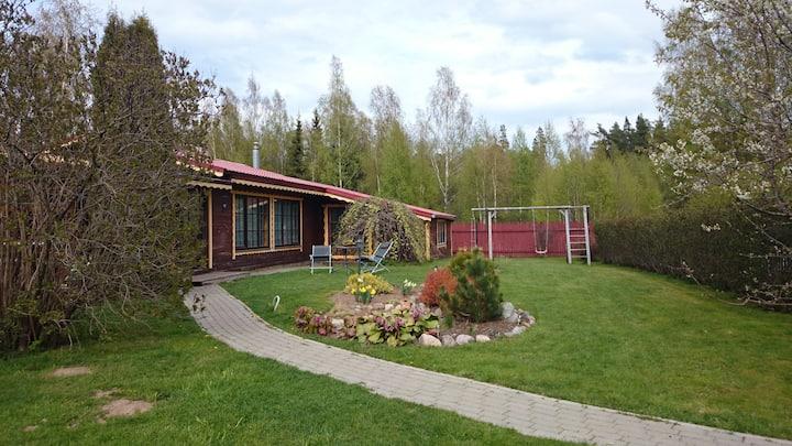 Maarjamae house: single bed