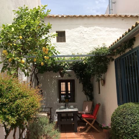 Beautiful old village house - Villanueva del Rosario - 獨棟