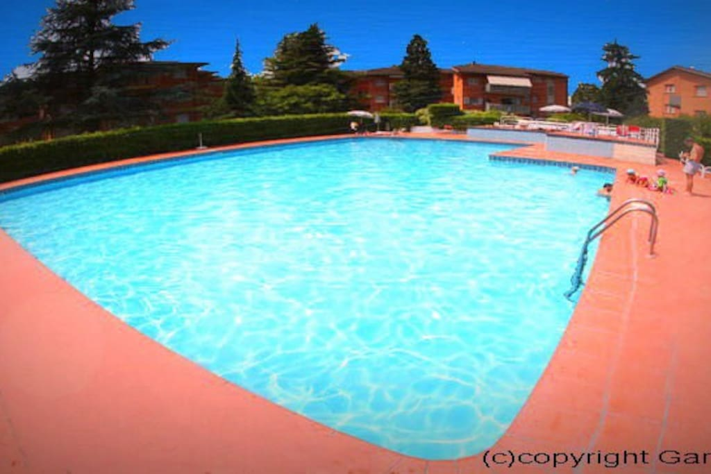 Pool Peschiera 4-12