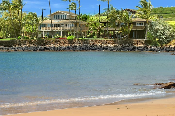 Hale Moana: PANORAMIC OCEAN VIEW! STUNNING SUNSETS