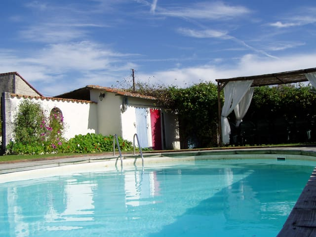 Family home & pool in Dordogne - Joubertias - Ev