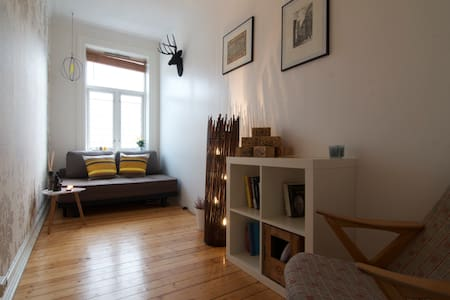 Cosy and bright room in central Ila