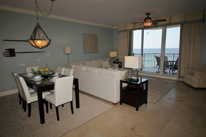 Indigo East 505-3BR ON GULF+BCH SVC - Perdido Key - Apartment