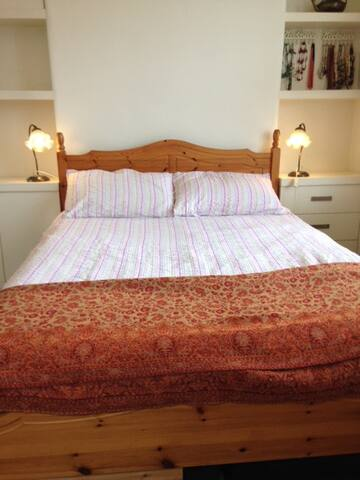 Delightful double room in a central location