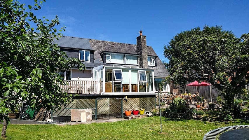 The Firs Bed and Breakfast in Hay-on-Wye