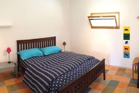 Chambre pour 2 personnes - Vic-Fezensac - Bed & Breakfast