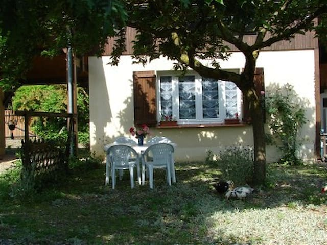 Storey cottage charmin for 4 people - Puydarrieux - House