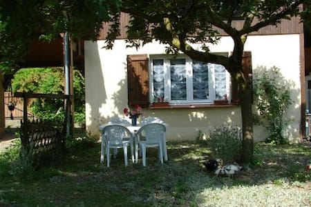 Storey cottage charmin for 4 people - Puydarrieux