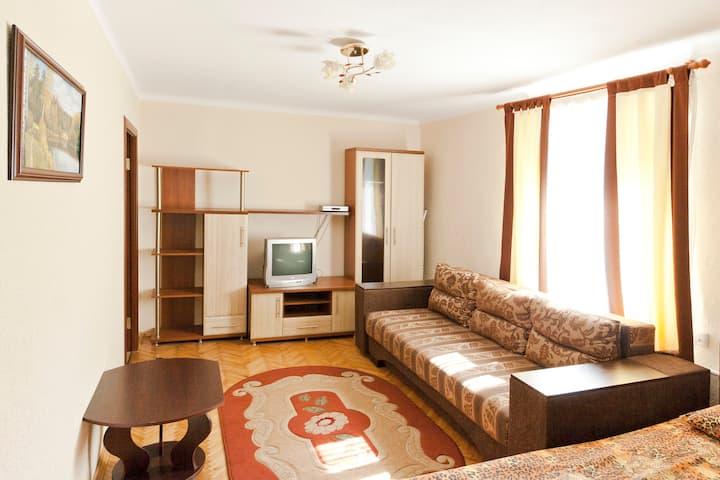 Отличная квартира,7мин.от Крещатика
