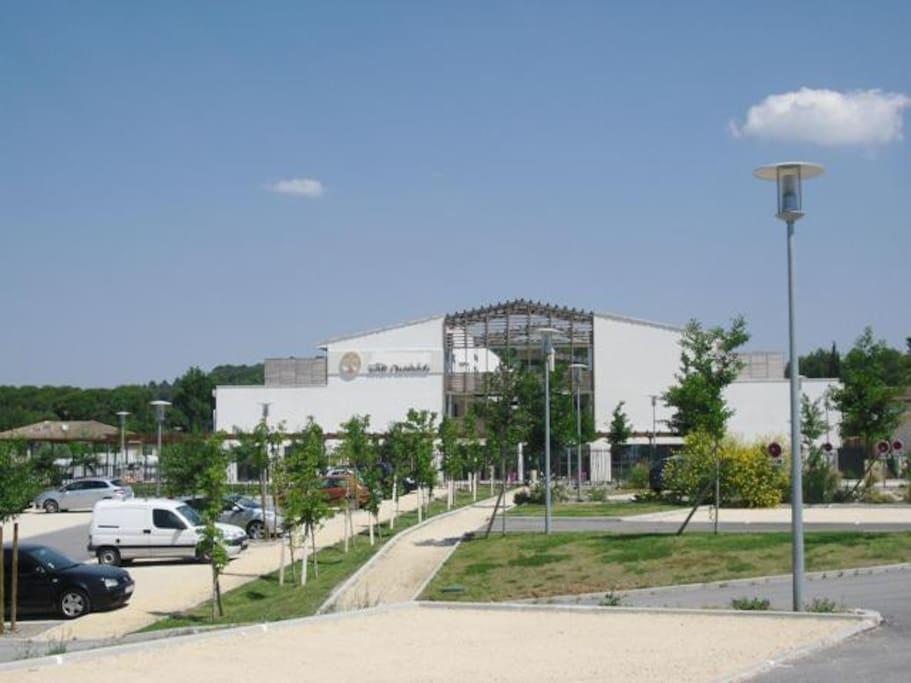 Studio terrasse a deux pas d 39 aix aix en provence - Residence les jardins d arcadie aix en provence ...