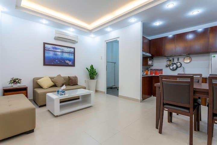Camellia Apartment, 1-bedroom - Hồ Chí Minh - Wohnung