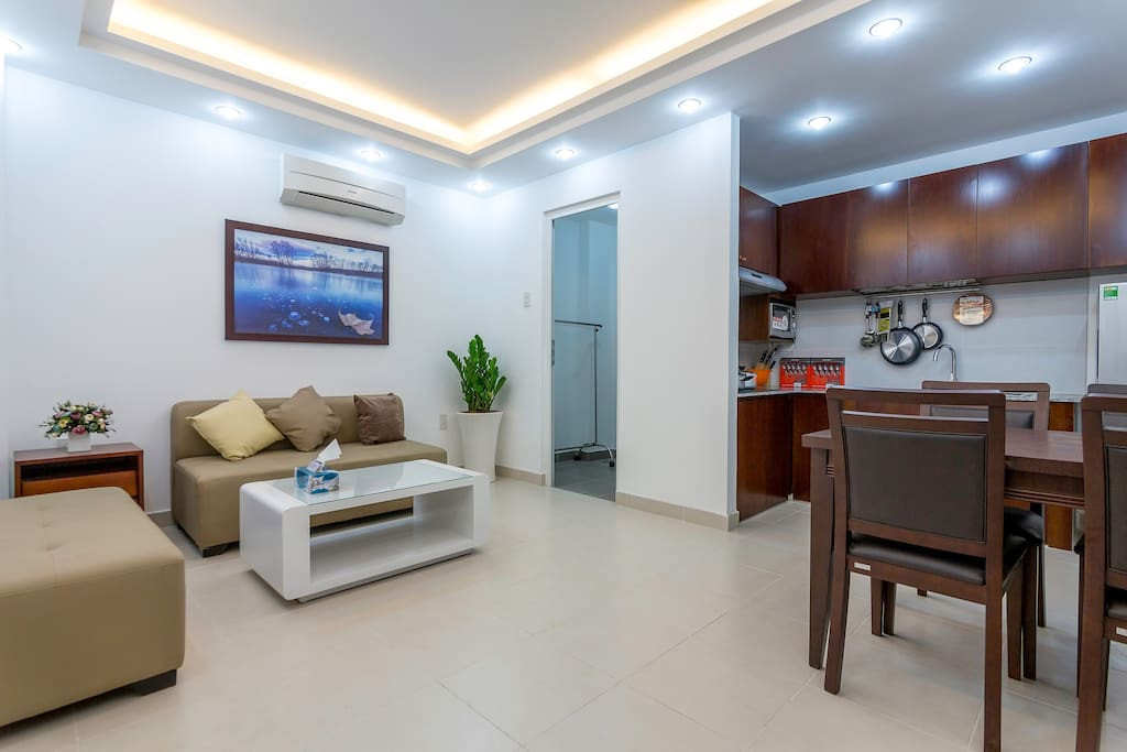 Camellia Apartment 1 Bedroom Apartments For Rent In H Ch Minh H Ch Minh Vietnam