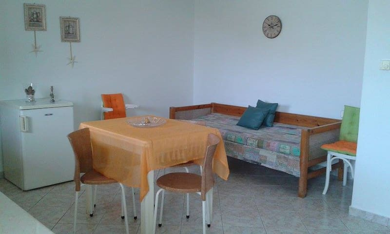 #Naxos# 60m2 3-room apartment - Naxos - Apartamento