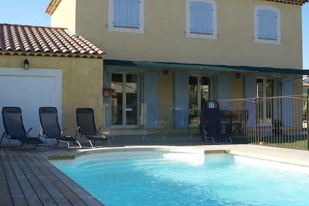 Villa 6 personnes, avec piscine - Lançon-Provence - Vila