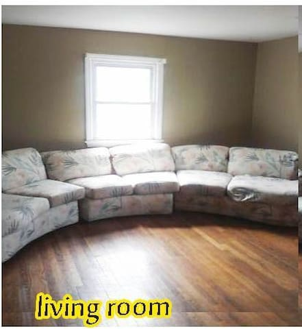 2 miles to UMD, small basement room , location