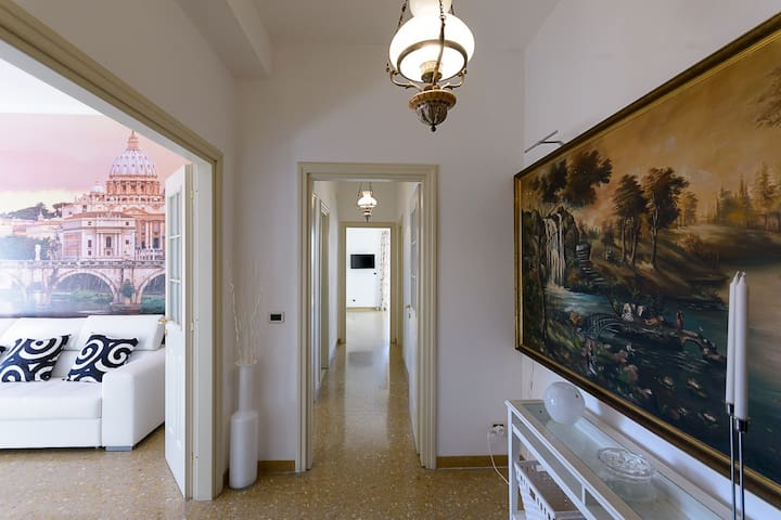 Portuense 1499 - Rome - Appartement