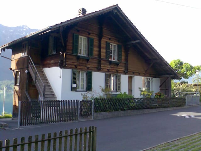 Swiss Chalet Saali - Interlaken /R'berg (Lakeview) - Ringgenberg - Appartement