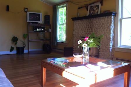 Cayou Homestead room #1 - Deer Harbor - B&B