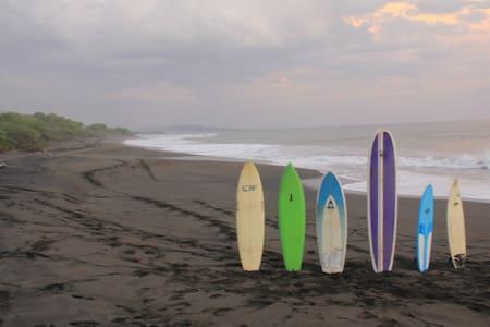 Surf Escape Nicaragua - Domek parterowy