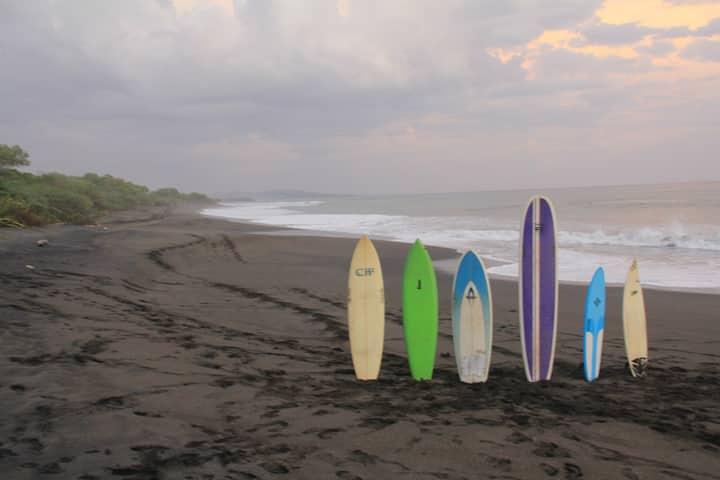 Surf Escape Nicaragua