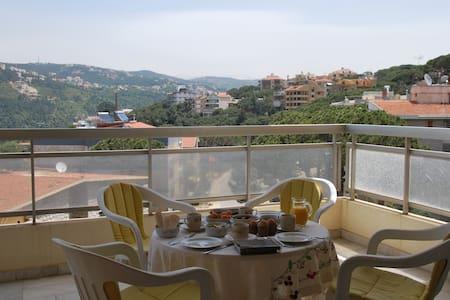 220m² avec terrasse, vue magnifique - Mar Chayia