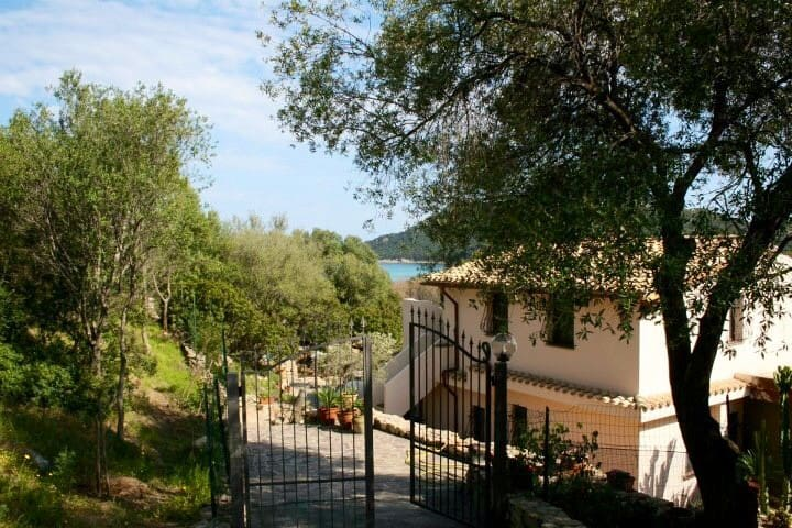 Smart villa  with amazing view over the bay. - Province of Cagliari - Villa