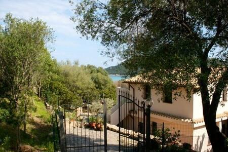 Elegante villa con splendida vista sul mare. - Province of Cagliari - Villa