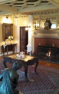 Edgewood Manor Inn - Cranston - Bed & Breakfast