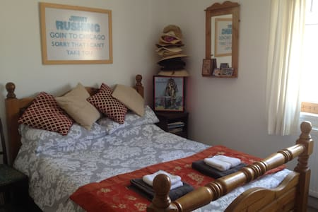 Bright double room in town centre - Bridport - Wohnung