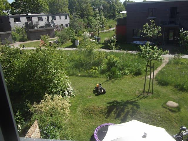 Haus im Grünen, nur Juli/August - Ahrensburg