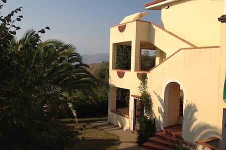 Panoramic apartment in villa - Cosenza