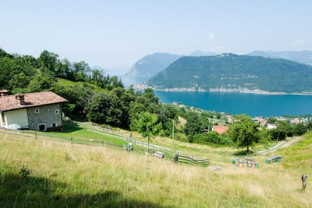 FARMHOUSE  NAROVINA  Iseo Lake *1 - Sale Marasino - Villa