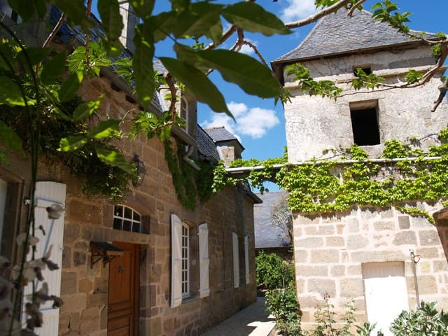 Belle maison de Campagne fin 18ème - Chasteaux - Rumah