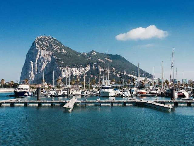 Luxury yacht single cabin - Gibraltar - Barco